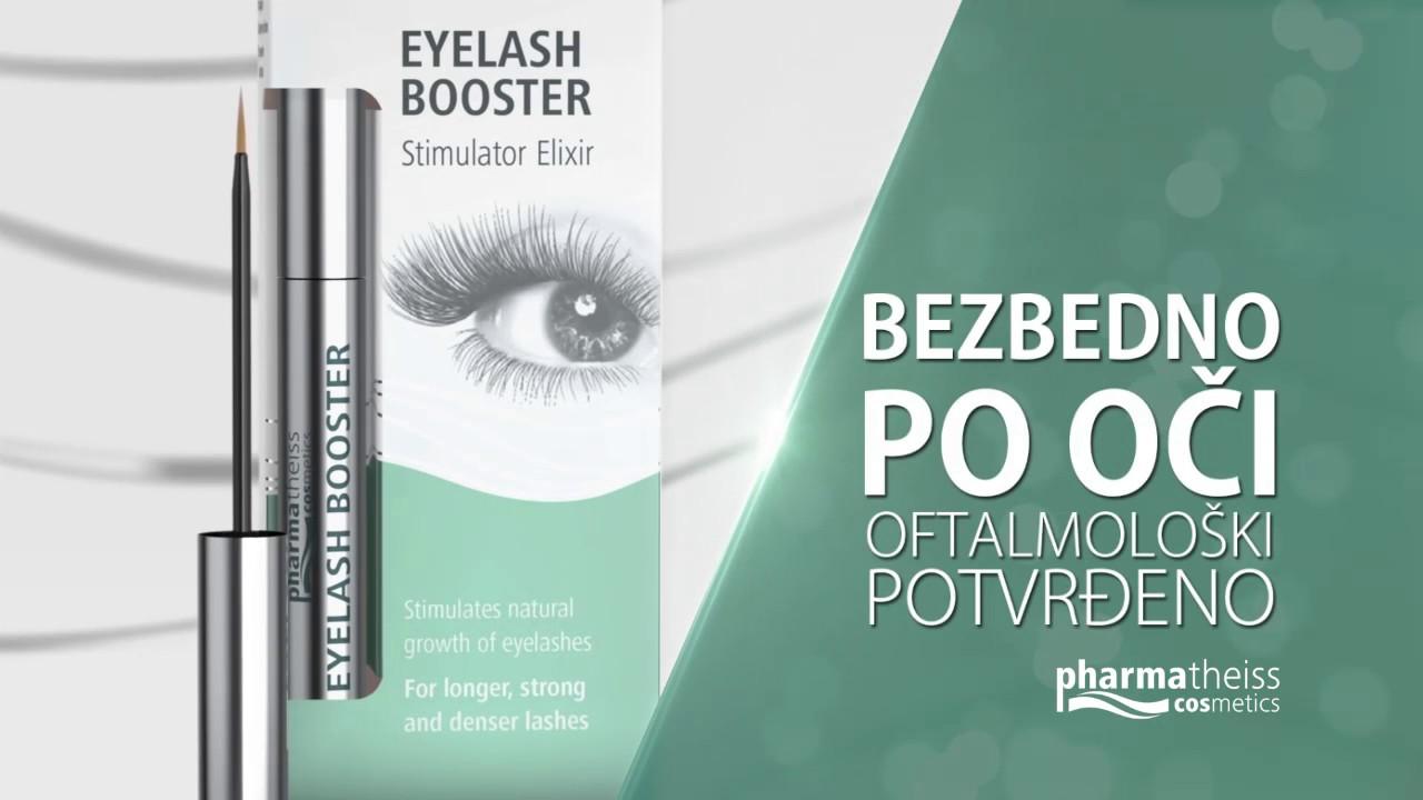 67efebc4f9b Eyelash Booster NOVO! - YouTube