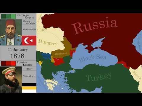 The Russo-Turkish Wars