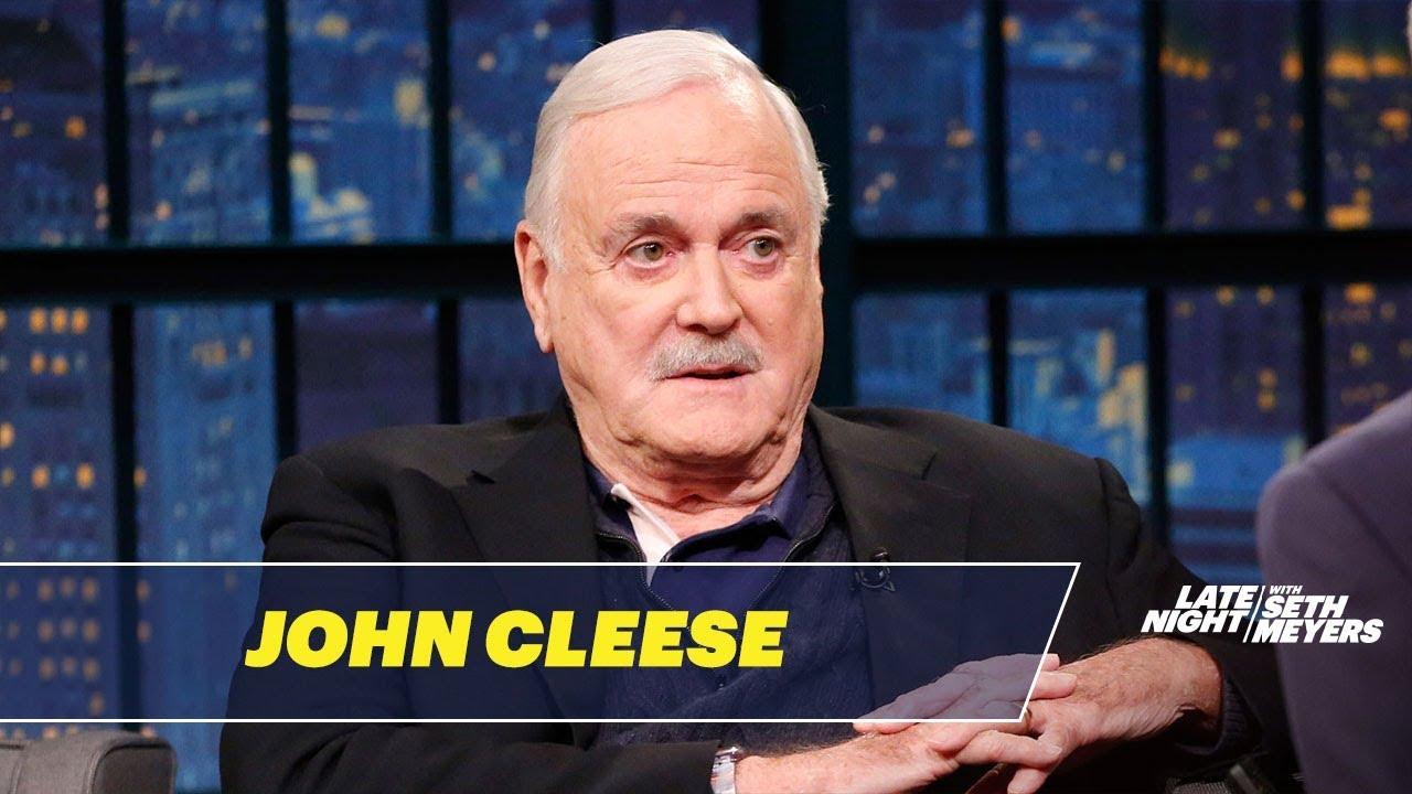 John Cleese belgie