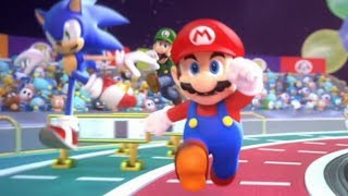 Dream Events Vs. Olympic Events - Mario & Sonic at the London 2012 Olympic Games