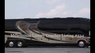 Millennium Luxury Coaches Listing #0534