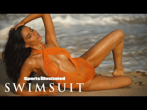 Anne de Paula is Red Hot in Nevis| INTIMATES | Sports Illustrated Swimsuit