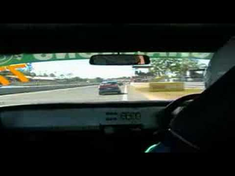 Datsun 1600 Race - V8 Supercars Hidden Valley 08 Race2 1/2