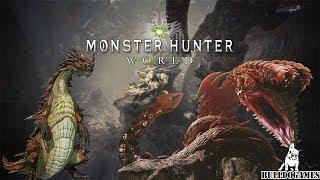Dalamadur e Lao-Shan Lung no Vale Putrefato? - Monster Hunter World