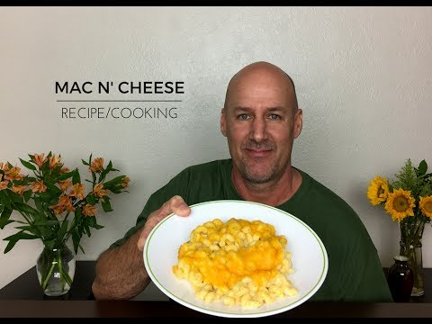 ASMR Macaroni and Cheese Cooking and Eating Sounds~Soft Spoken