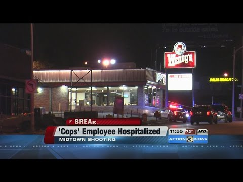 Police: COPS employee shot in Omaha