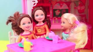 Frozen Parody Barbie Chelsea Clubhouse Disney Princess Anna & Kristoff Kids Toby AllToyCollector