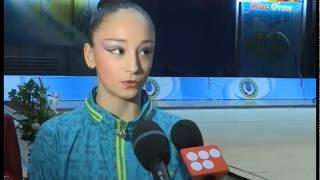 чемпионат Казахстана по художественной гимнастике