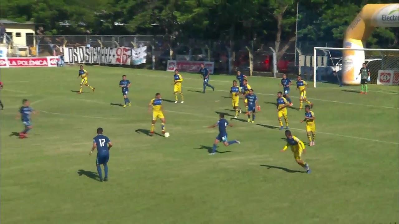 RESUMEN - Municipal Limeño 1-0 Alianza F.C. | Jornada 6 - Apertura 2019
