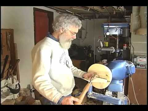 The Ellsworth Signature Gouge With David Ellsworth (woodturning DVD Preview)