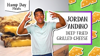 Deep Fried Grilled Cheese l Hump Day Meals-Jordan Andino