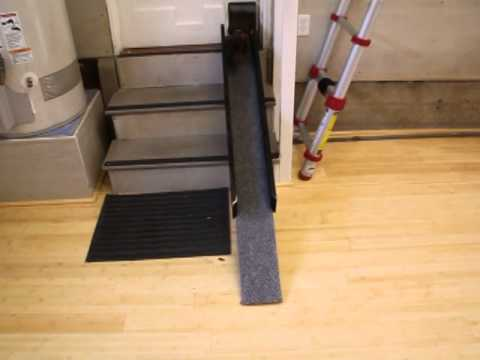 Custom Dog Ramp For Dachshund Youtube