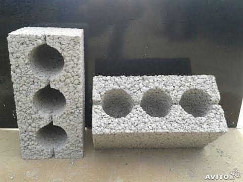 видео: Керамзитный блок греющий / haydite block heating / haydite brick
