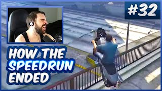 The Moment My Heart Breaks - How'd The GTA Speedrun End - Ep 174