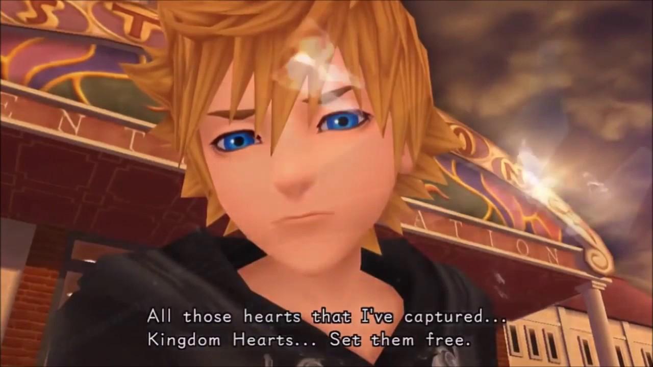 Kingdom Hearts - Namine and Roxas Tribute - YouTube