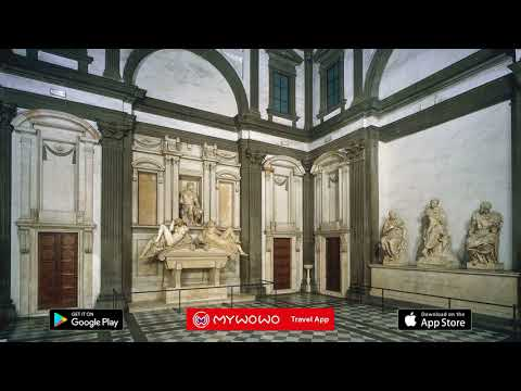 Medici Chapels – New Sacristy Architecture – Florence – Audio Guide – MyWoWo  Travel App
