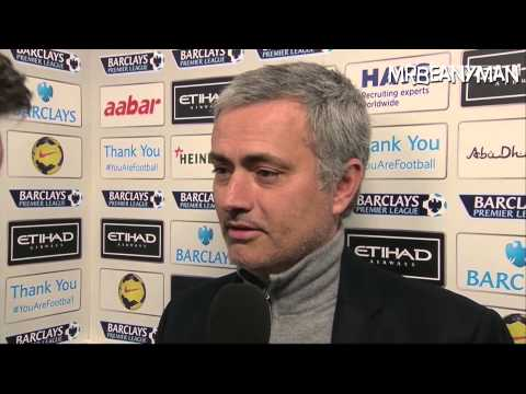 Manchester City vs Chelsea   Jose Mourinho Pre Match Interview   Will Not Park Bus & Will Try To Win
