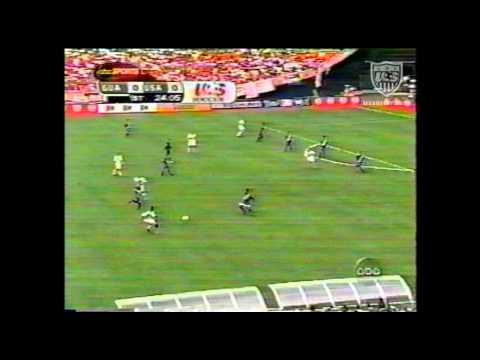 MNT vs. Guatemala: Highlights - Sept. 3, 2000