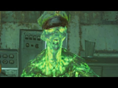 Fallout 4: 'FIRST MATE' GHOUL Boss Fight! (Yangtze, VERY HARD)