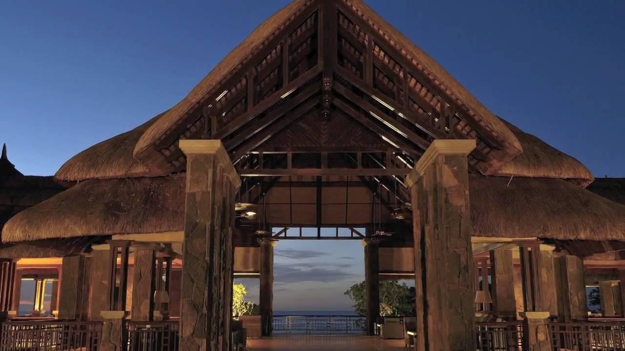 Video Wellness-Resort The Grand Mauritian Urlaub auf Mauritius