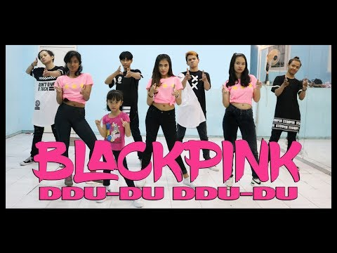 BLACKPINK - '뚜두뚜두 (DDU-DU DDU-DU)' DANCE COVER By TAKUPAZ DANCE CREW - From INDONESIA