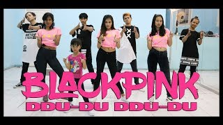 BLACKPINK - '뚜두뚜두 (DDU-DU DDU-DU)' DANCE COVER by TAKUPAZ DANCE CREW - from INDONESIA