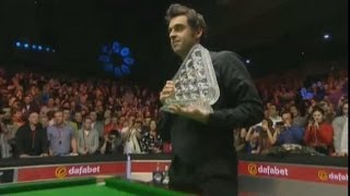Mark Selby vs Ronnie O'Sullivan | Frame 14 (Last Frame) - Masters 2014 FINAL