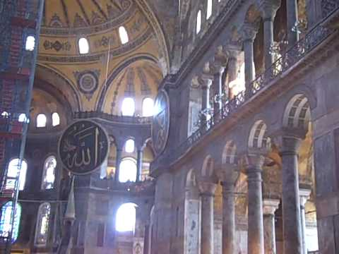 Ladin-Terry in Turkey - The Haghia Sophia
