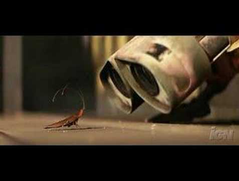 WALL-E: Full Theatrical Trailer