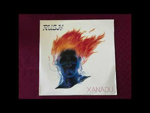 "Rush – ""Xanadu Live in St Louis March 16th 1980""  Double LP Bootleg"