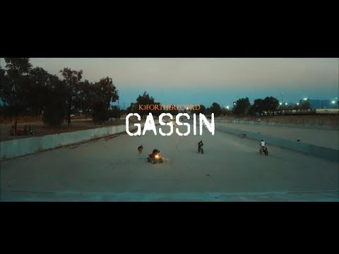 K3ForTheRecord  -  Gassin (Official Music...