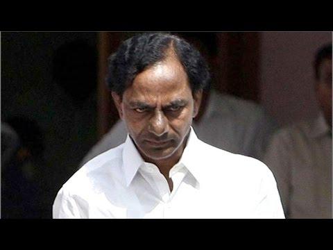 Hyderabad On Boil: CM K Chandrasekhar Rao Goes Shopping