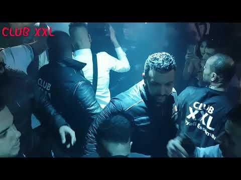 tiw tiw dj hamida live club xxl Brescia italy 2018 hello hello booom