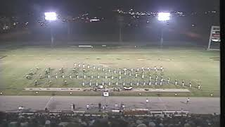 1998 Grant County Marching Band