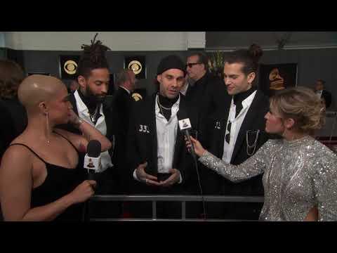 Fever 333 Red Carpet Interview | 2019 GRAMMYs