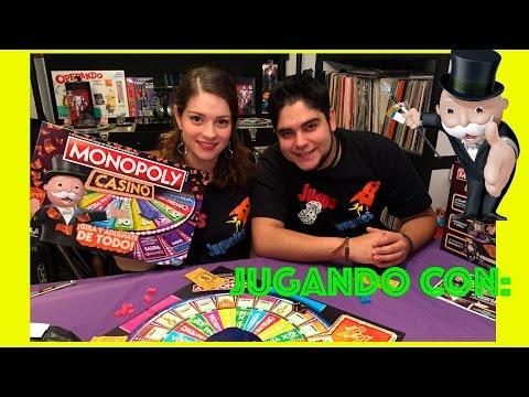 Hasbro Monopoly Casino como se juega ★ Juegos Juguetes y Coleccionables ★