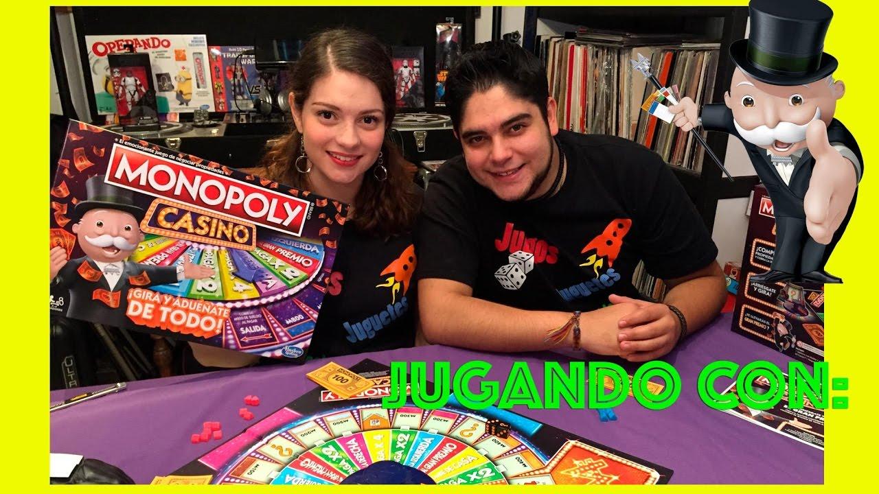 Hasbro Monopoly Casino Como Se Juega Juegos Juguetes Y