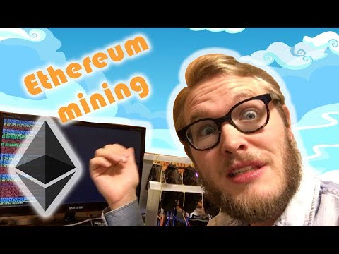 Building An Ethereum Mining Rig