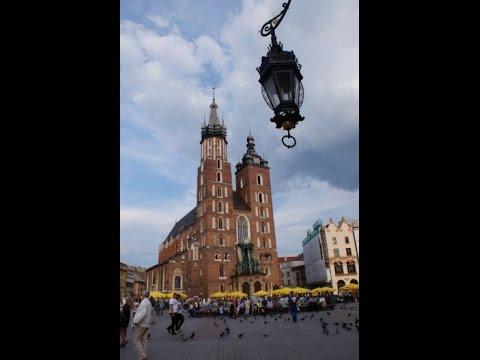Kraków - Cracow - Krakau - Poland - Wawel - Wawel Castle - Wisła - Rynek Główny - Bazylika Mariacka