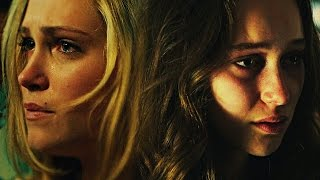 Clarke/Lexa | Only you can send me under (AU)