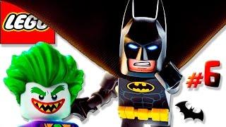 😁😂😄 Как бэтмен в джокера переоделся [6] мультик игра   видео для детей   Кот Семен Плей