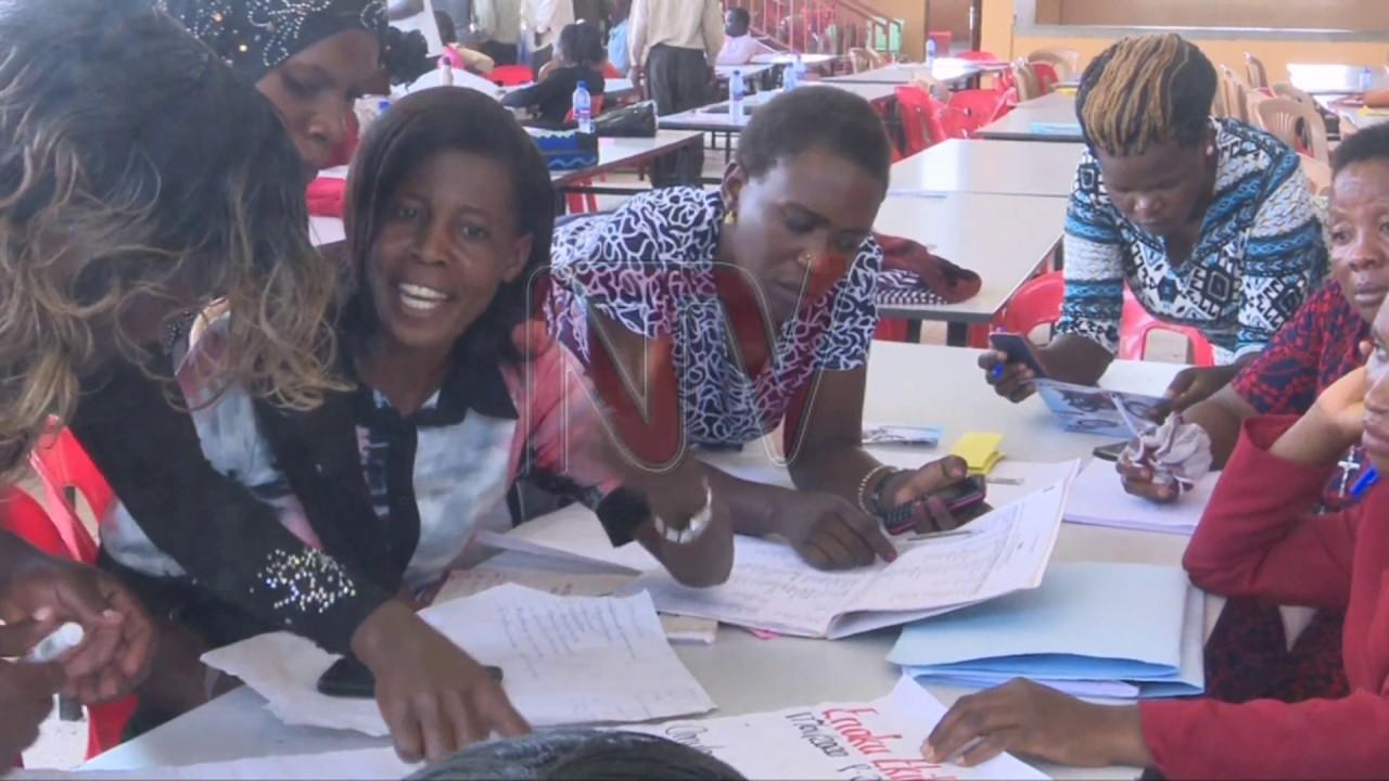 Busoga teachers re trained in bid