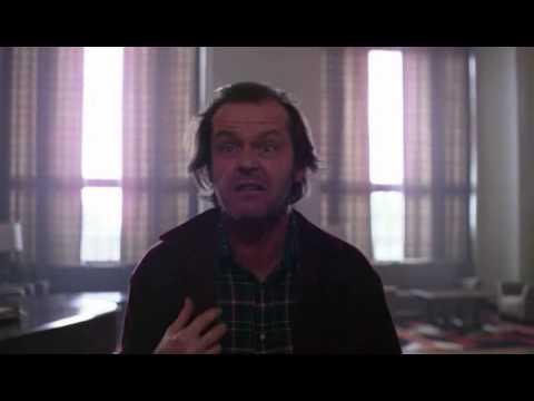 SHINING - Il Pezzo Con Il Miglior Doppiaggio Nella Storia Del Cinema