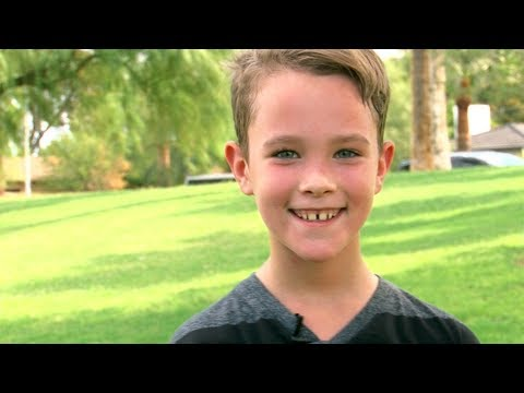 Wednesday's Child: Meet Steven!