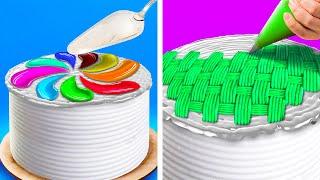 19 WONDERFUL CAKE DECORATION IDEAS