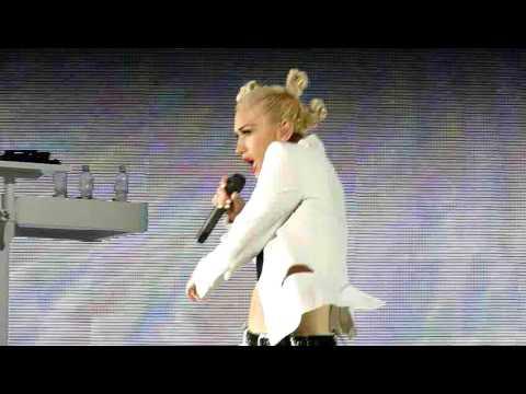 No Doubt - Intro (Battlestar Galactica Theme) - Spiderwebs Live Toronto ACC