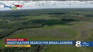Investigators continue search for Brian Laundrie