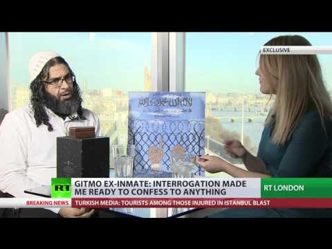 Shaker Aamer: Gitmo built with sole purpose of breaking people (FULL INTERVIEW)