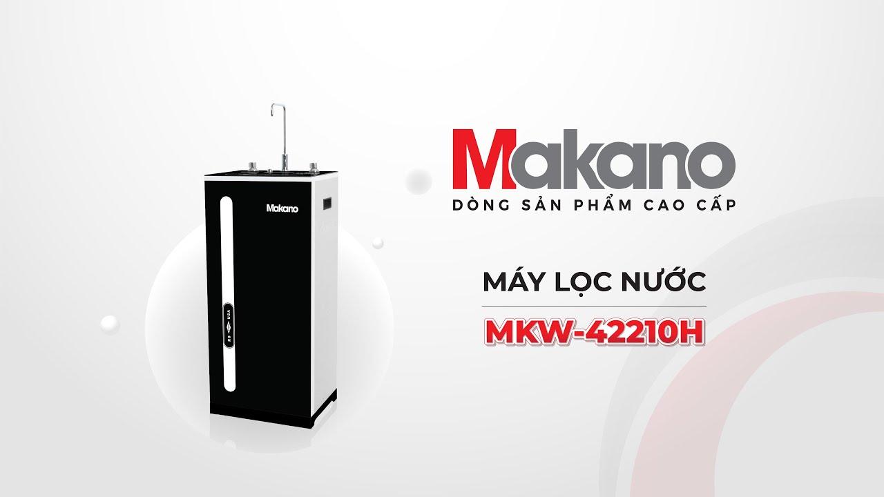 Review Máy Lọc Nước Nóng Nguội Makano MKW-42210H - YouTube