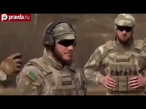How Chechen special forces fight Daesh